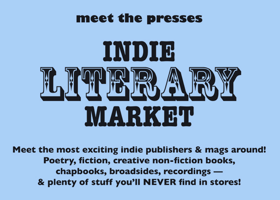 CAROUSEL at 2013 Indie Literary Market in Toronto on Sat Nov 16!