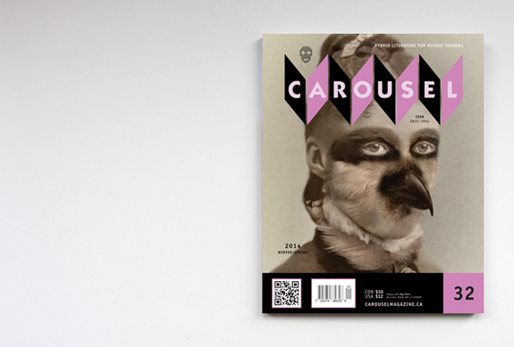 CAROUSEL 32 — issue preview!