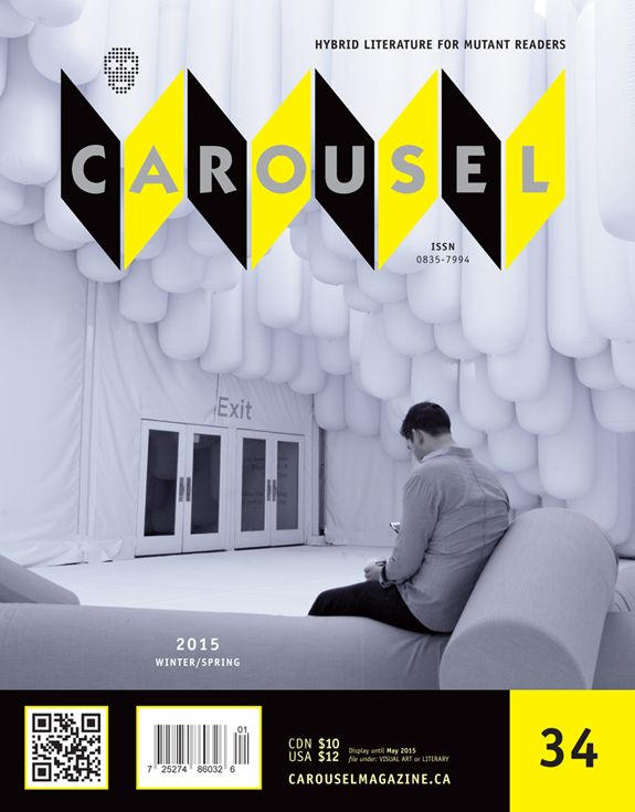 CAROUSEL 34 out now