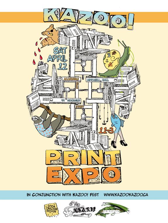 2014 KAZOO Print Expo (Guelph, ON)