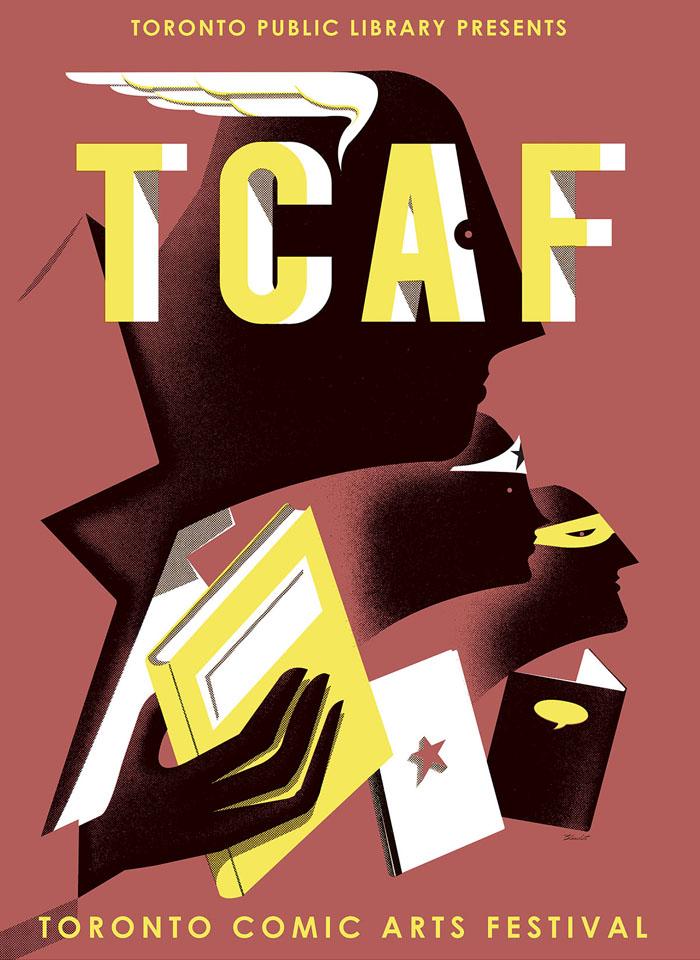 2015 Toronto Comic Arts Festival