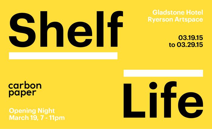 CAROUSEL vs SHELF LIFE (Toronto)
